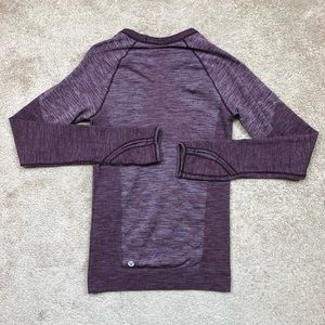 Lululemon athletica Long Sleeve Shirt Size 4